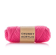 Budget Yarn Budget Yarn Chunky Acrylic 035 Kleur: Girly Pink