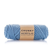 Budget Yarn Budget Yarn Chunky Acrylic 061 Kleur: Denim