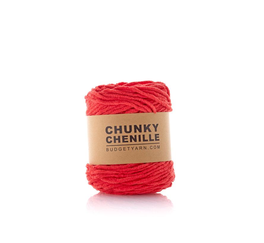 Budget Yarn Chunky Chenille 032 Kleur: Pepper