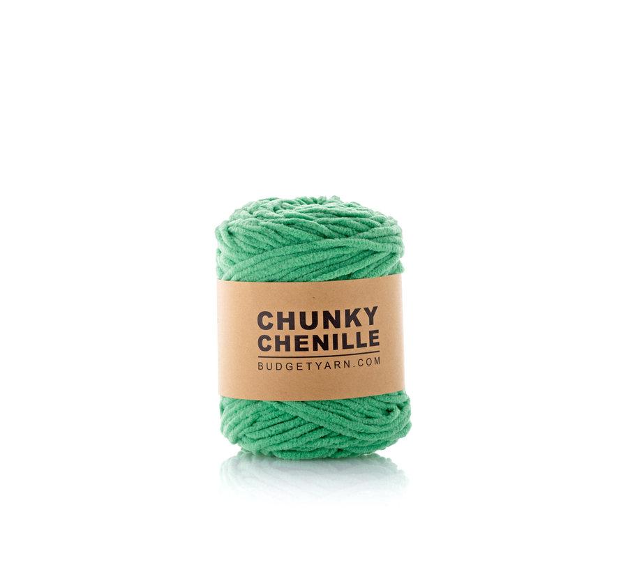Budget Yarn Chunky Chenille 086 Kleur: Peony Leaf