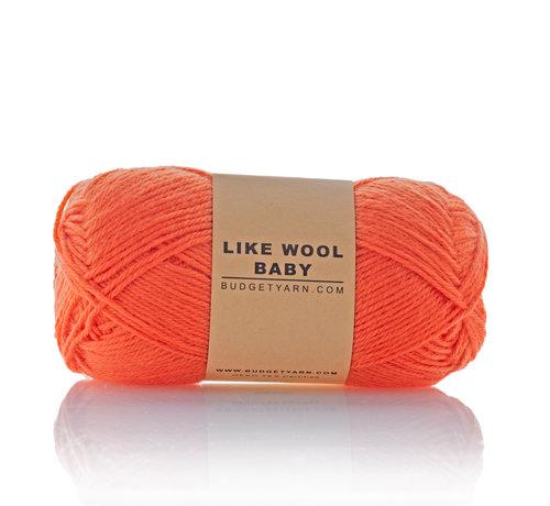Budget Yarn Budget Yarn Like Wool Baby 021 Kleur: Sunset