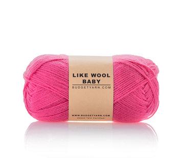Budget Yarn Budget Yarn Like Wool Baby 035 Kleur: Girly Pink