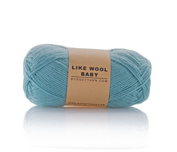 Budget Yarn Budget Yarn Like Wool Baby 072 Kleur: Glass