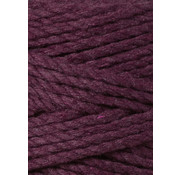 Bobbiny Bobbiny Macrame Triple Twist 3mm Blackberry