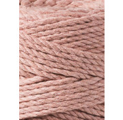 Bobbiny Bobbiny Macrame Triple Twist 3mm Blush