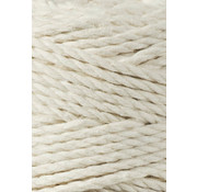 Bobbiny Bobbiny Macrame Triple Twist 3mm Natural