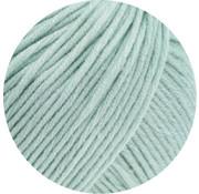 Lana Grossa MC Wool Cotton Mix 130 nr.136 Kleur: Zacht Groen