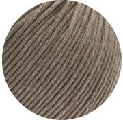 Lana Grossa MC Wool Cotton Mix 130 nr.144 Kleur: Beige Bruin