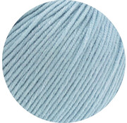 Lana Grossa MC Wool Cotton Mix 130 nr.150 Kleur: Licht Blauw