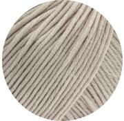 Lana Grossa MC Wool Cotton Mix 130 nr.153 Kleur: Beige