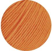 Lana Grossa MC Wool Cotton Mix 130 nr.157 Kleur: Oranje