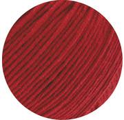 Lana Grossa MC Wool Cotton Mix 130 nr.158 Kleur: Donker Rood