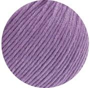 Lana Grossa MC Wool Cotton Mix 130 nr.159 Kleur: Lila