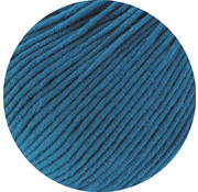 Lana Grossa MC Wool Cotton Mix 130 nr.167 Kleur: Petrol Blauw