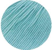 Lana Grossa MC Wool Cotton Mix 130 nr.168 Kleur: Licht Turquoise