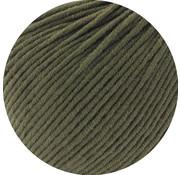 Lana Grossa MC Wool Cotton Mix 130 nr.169 Kleur: Khaki