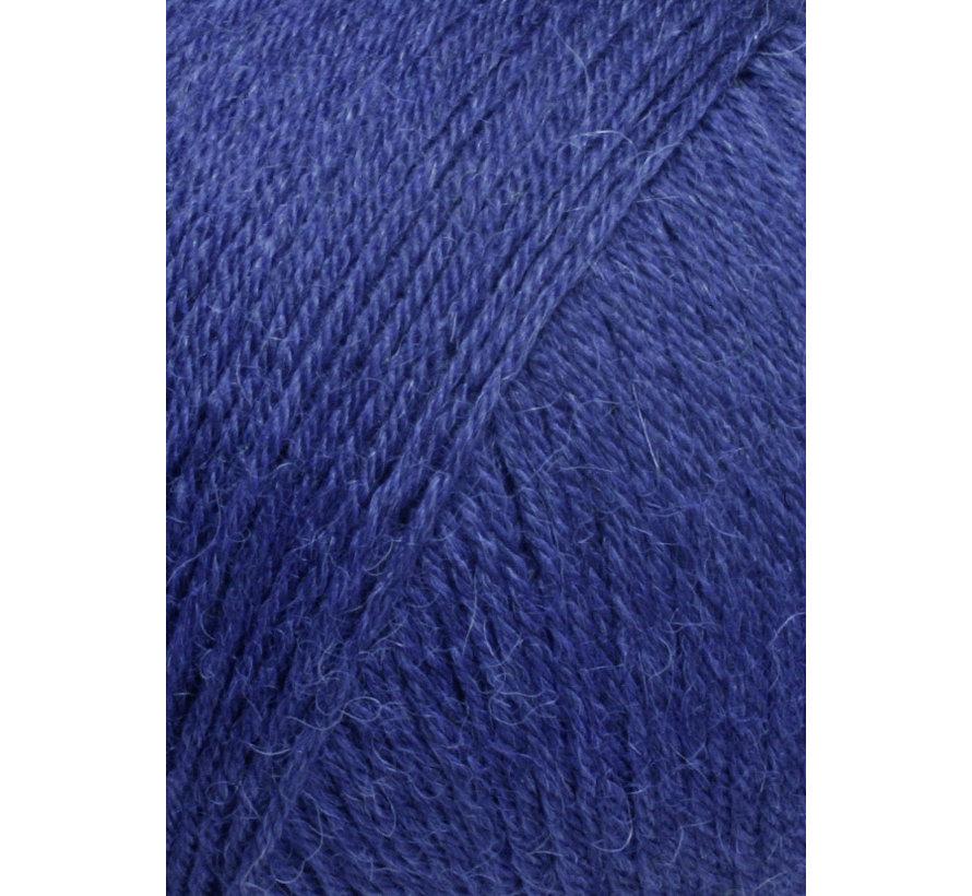 Alpaca Soxx 4 ply 025 Kleur: Donker Blauw