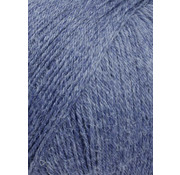 Lang Yarns Alpaca Soxx 4 ply 034 Kleur: Jeans