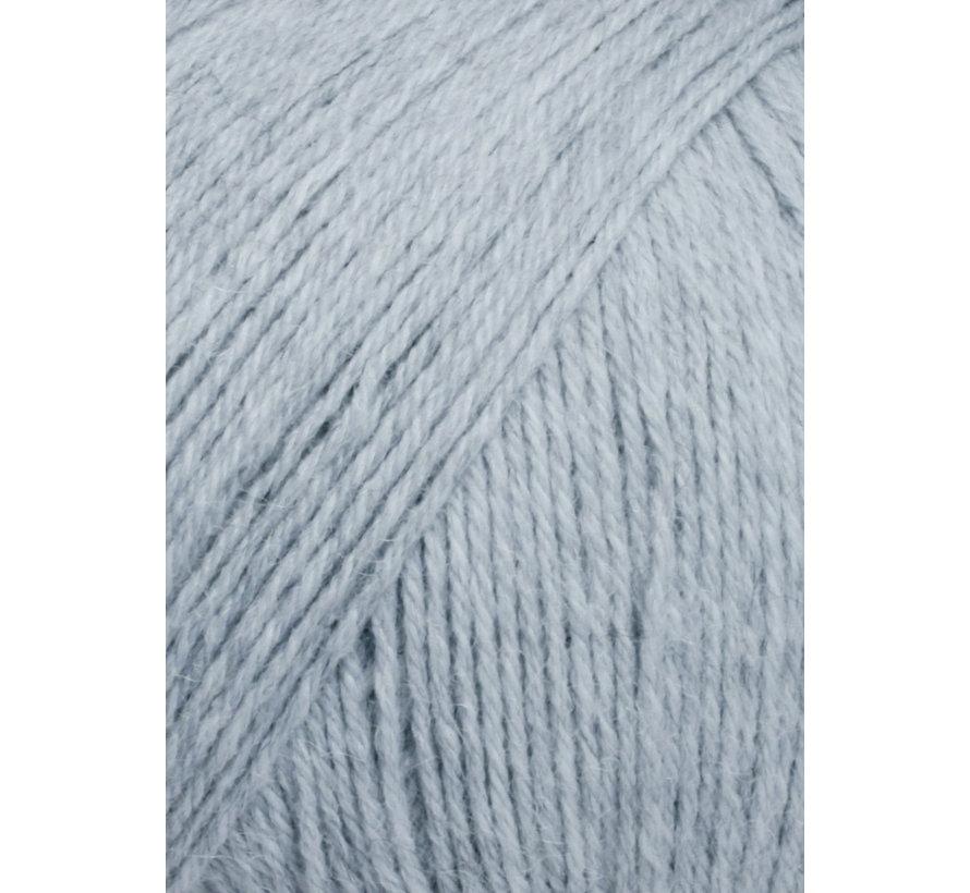Alpaca Soxx 4 ply 003 Kleur: Licht Grijs