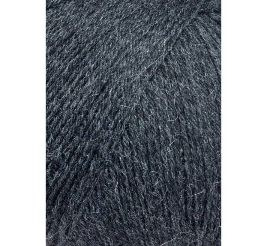 Alpaca Soxx 4 ply 005 Kleur: Antraciet