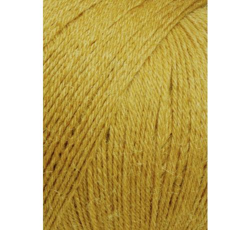 Lang Yarns Alpaca Soxx 4 ply 050 Kleur: Mosterd Geel