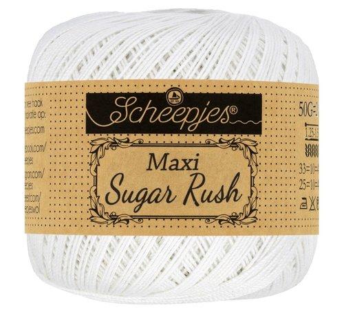 Scheepjes Scheepjes Maxi Sugar Rush 106 Snow White
