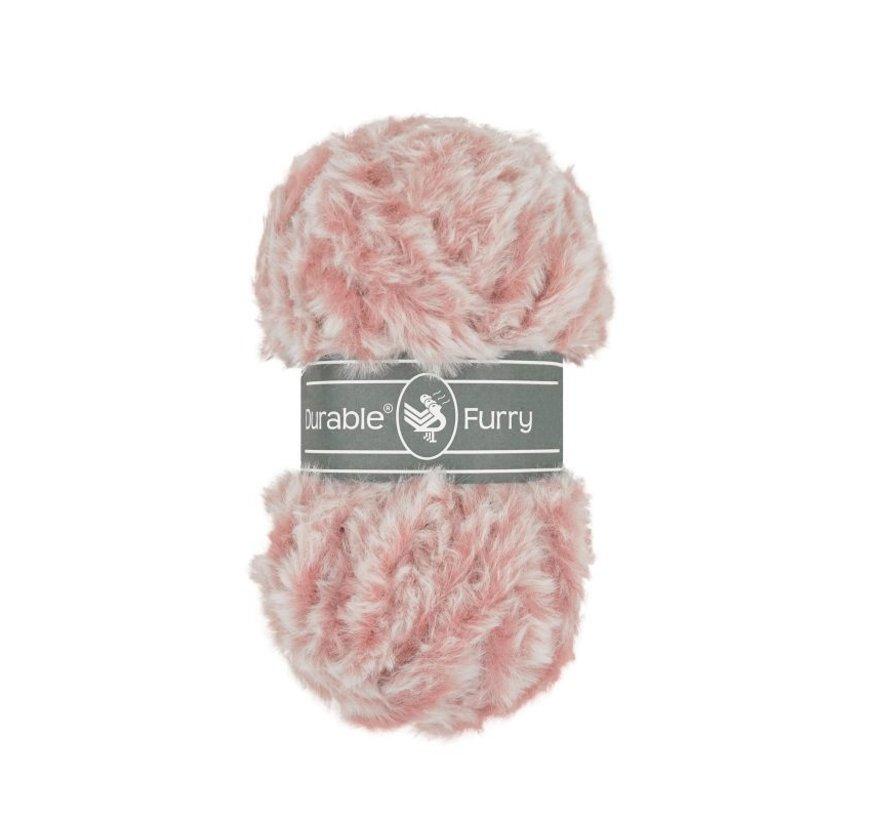 Durable Furry 225 Vintage Pink