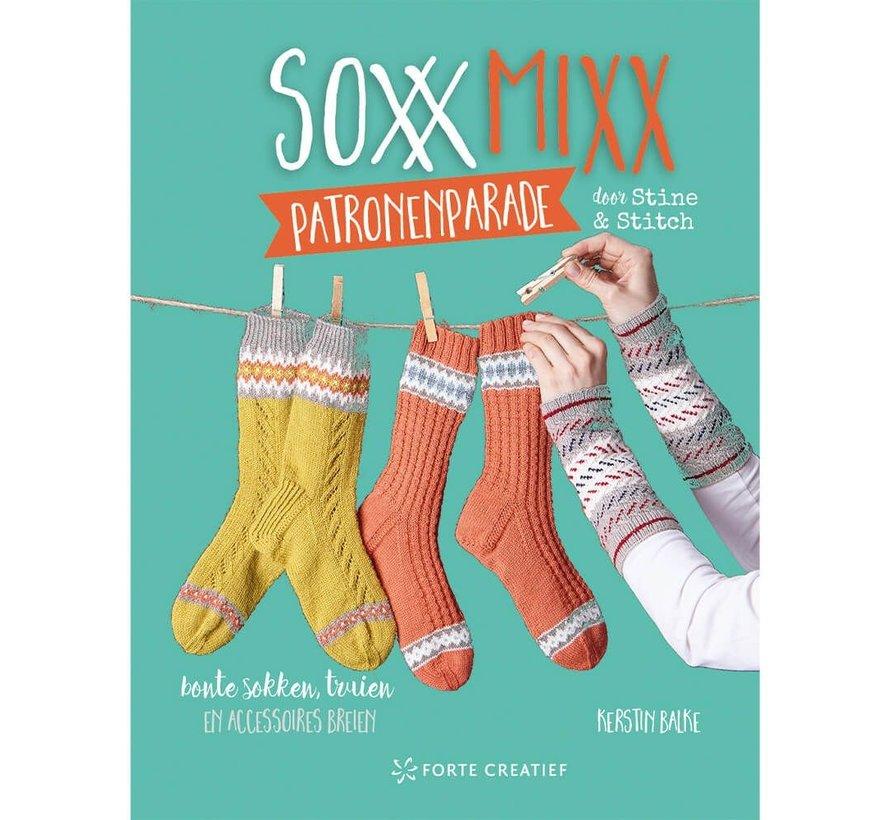 Soxx Mixx - Sokken, truien en accessoires