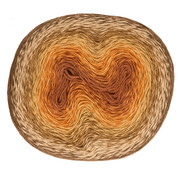 Woolly whirl 471 Chocolate Vermicelli
