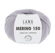 Lang Yarns Lang Yarns Merino 150 045 Kleur: Grijs lila