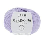 Lang Yarns Lang Yarns Merino 150 107 Kleur: Licht Lila