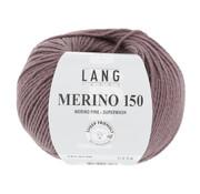 Lang Yarns Lang Yarns Merino 150 148 Kleur: Donker Oudrose