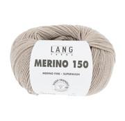 Lang Yarns Lang Yarns Merino 150 226 Kleur: Beige melange