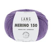 Lang Yarns Lang Yarns Merino 150 246 Kleur: Paars