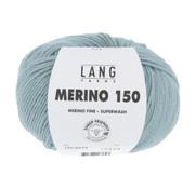 Lang Yarns Lang Yarns Merino 150 273 Kleur: Donker Mint
