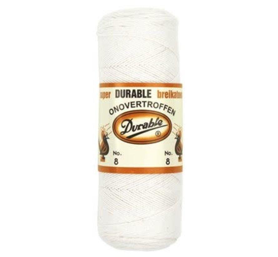 Durable Breikatoen 12 wit 009