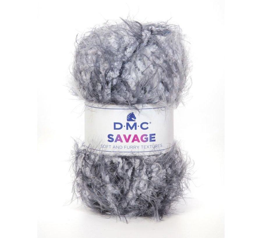 DMC Savage 407 Kleur: Grijs-Zwart-Wit