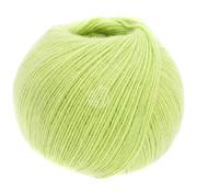 Lana Grossa Allora 002 Kleur: Geel Groen