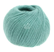 Lana Grossa Allora 005 Kleur: Turquoise