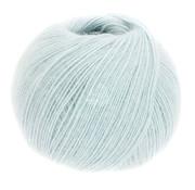 Lana Grossa Allora 006 Kleur: Ijsblauw