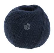 Lana Grossa Allora 008 Kleur: Nachtblauw