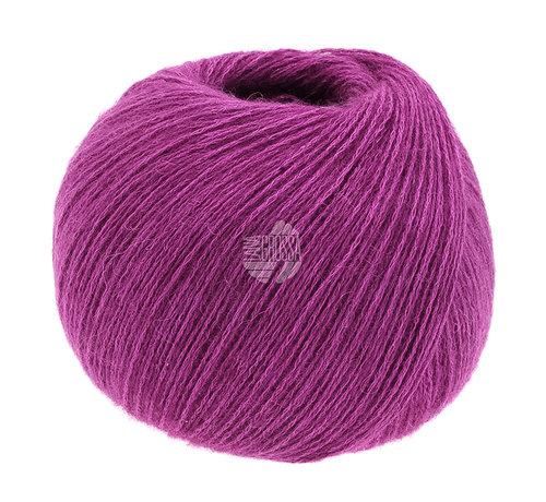 Lana Grossa Allora 017 Kleur: Fuchsia