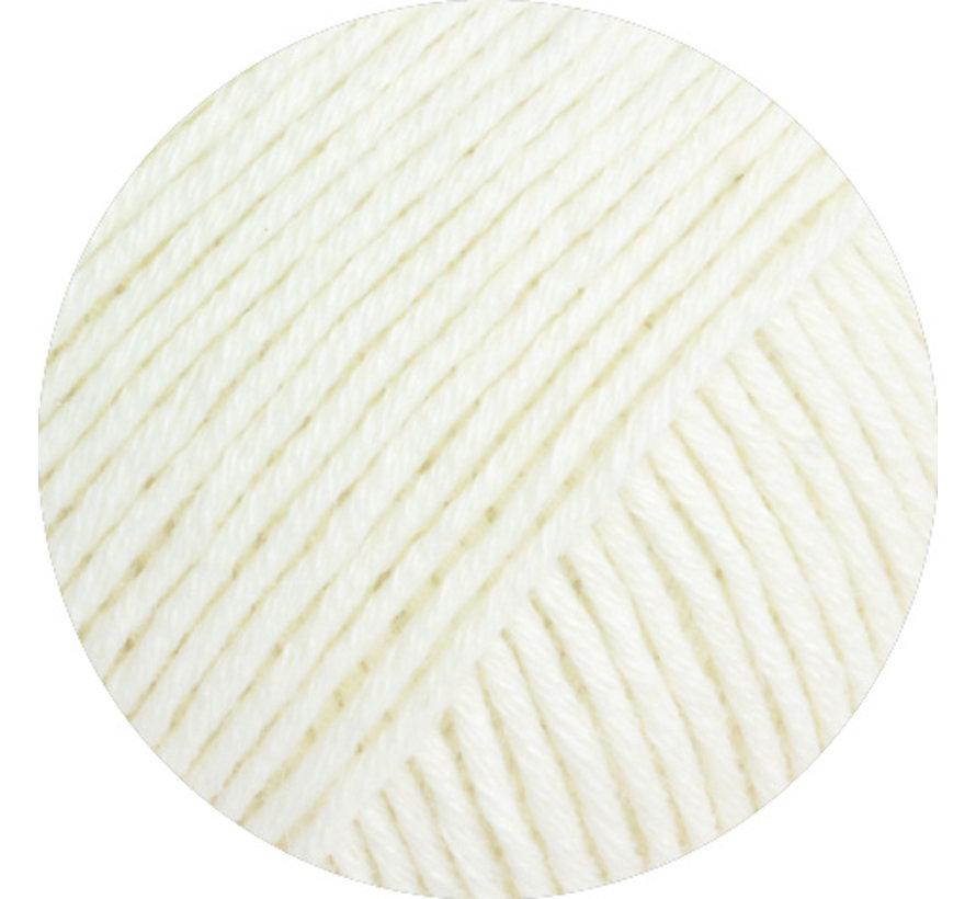 Brigitte NO.4 001 Kleur: Ruw Wit