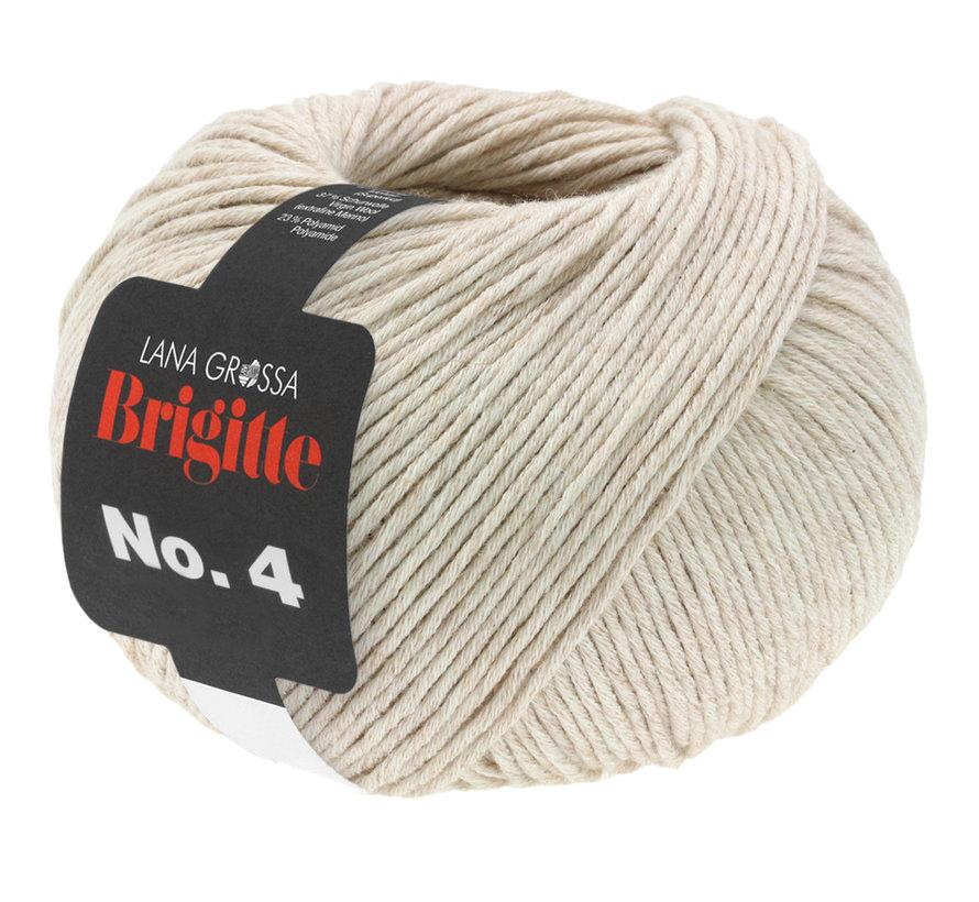 Brigitte NO.4 002 Kleur: Licht Beige
