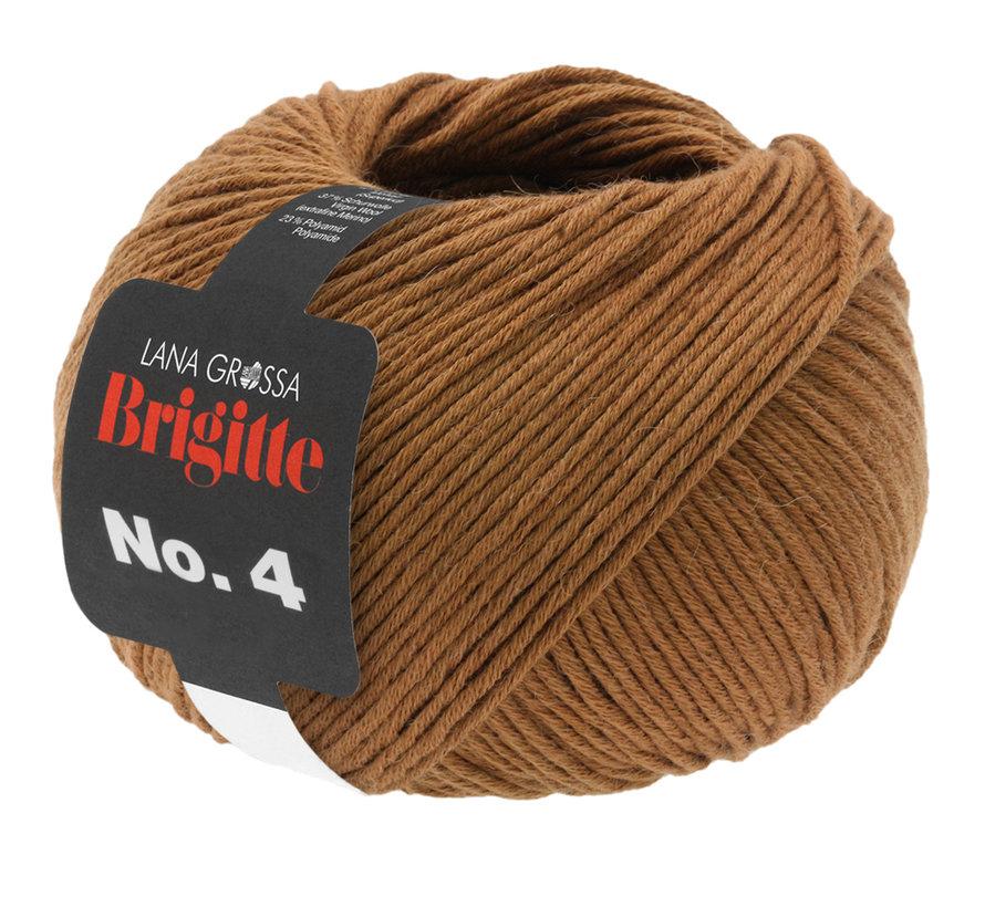 Brigitte NO.4 004 Kleur: Bruin