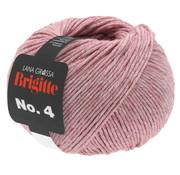 Lana Grossa Brigitte NO.4 006 Kleur: Roze