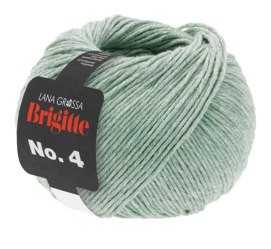 Brigitte NO.4 010 Kleur: Grijs Groen