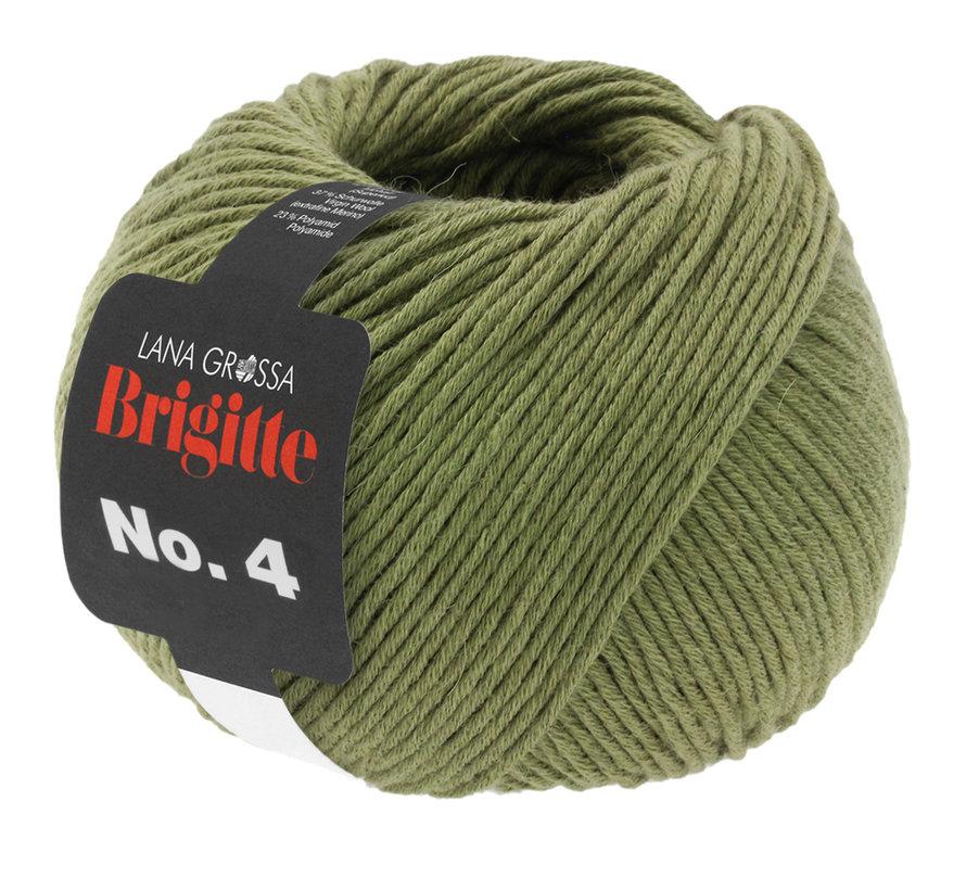 Brigitte NO.4 011 Kleur: Kaki