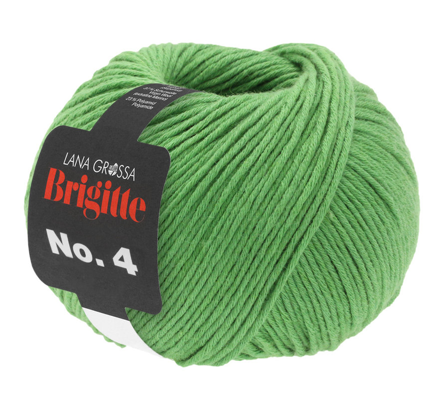 Brigitte NO.4 012 Kleur: Groen