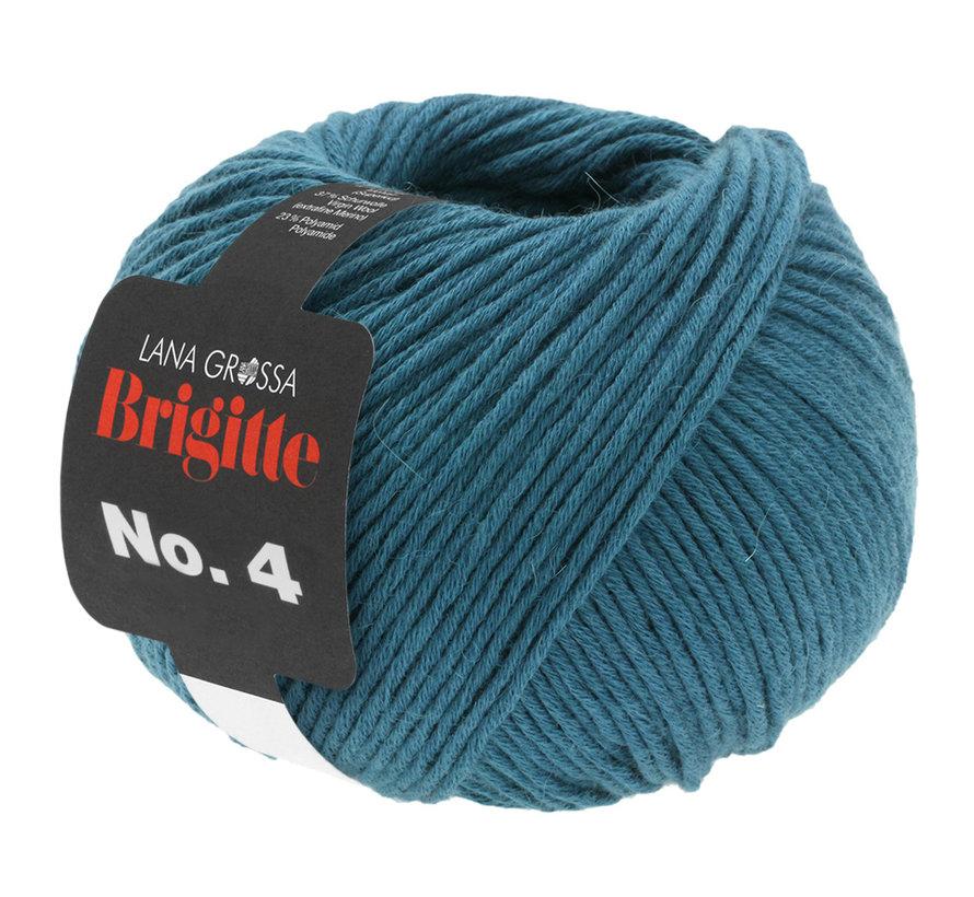 Brigitte NO.4 013 Kleur: Petrol